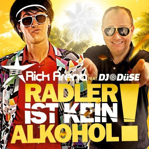 Radler ist kein Alkohol!
